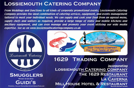 Lossiemouth Catering