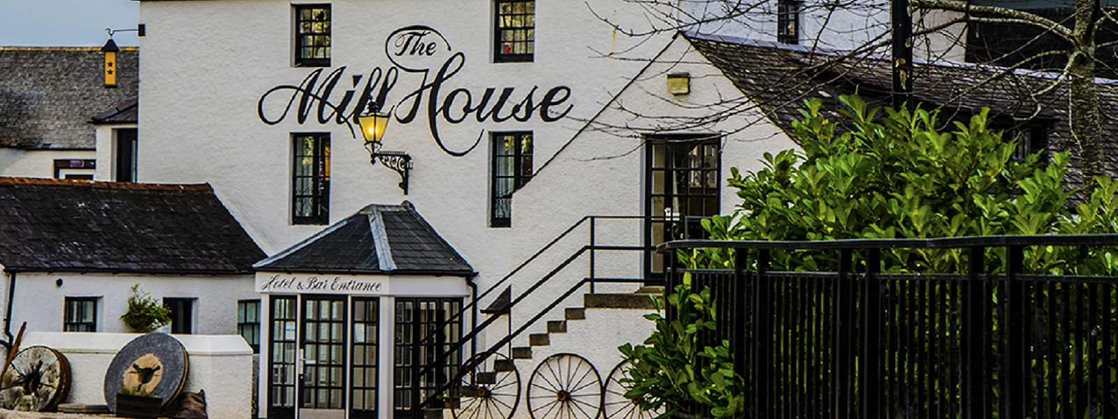 The Mill House Hotel Buckie